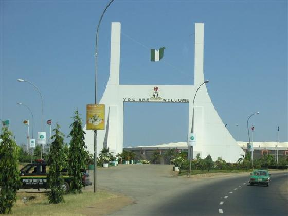 City_gate_in_Abuja Nigeria